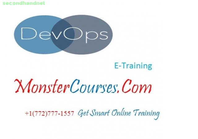 Devops Online Training at Monstercourses.