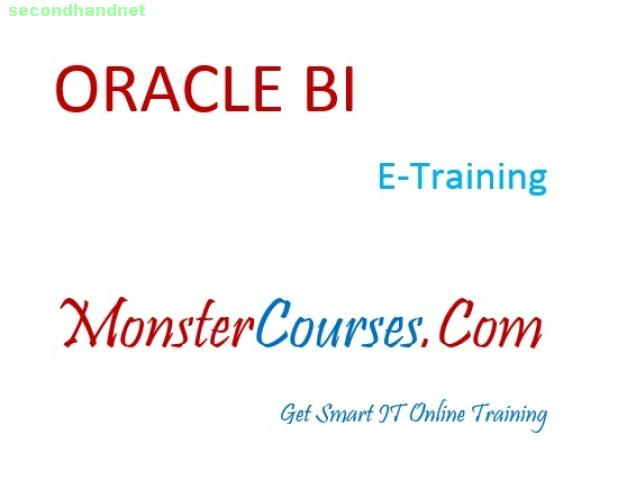 OBIEE 12C Online Training, OBIEE 11G Online Training