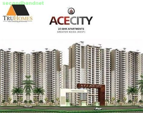 Ready to Move 3 BHK Apart @ Rs.55.08 Lac, Buy Now Ace City Flat