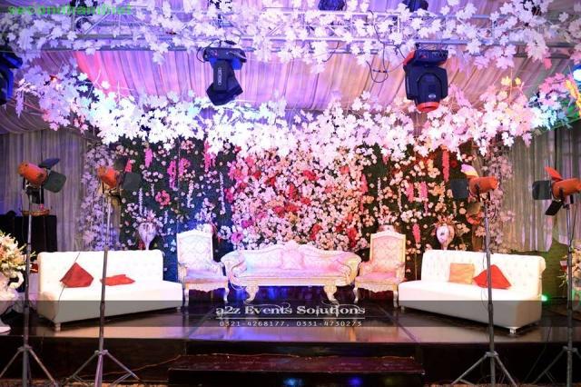 Event planner & designer, Wedding planner & designer in Lahore