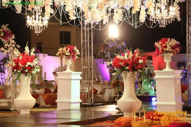 A dedicated team of talented professionals, top best weddings events planners in
