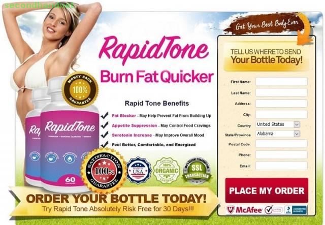 Rapid Tone Weight Loss: What They'll Never Tell You!