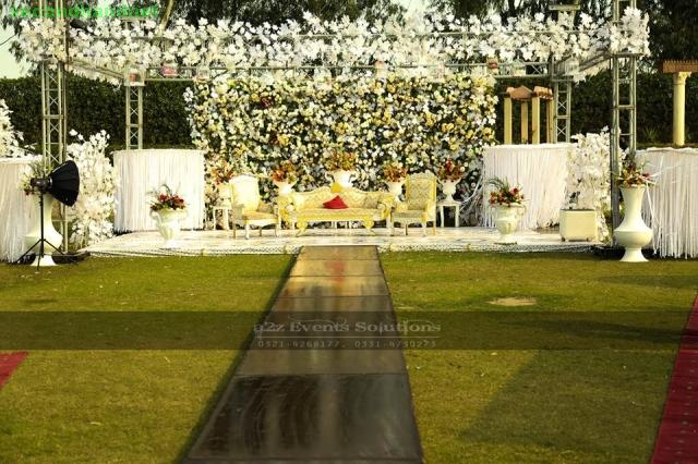We are providing theme base wedding events in Lahore Pakistan