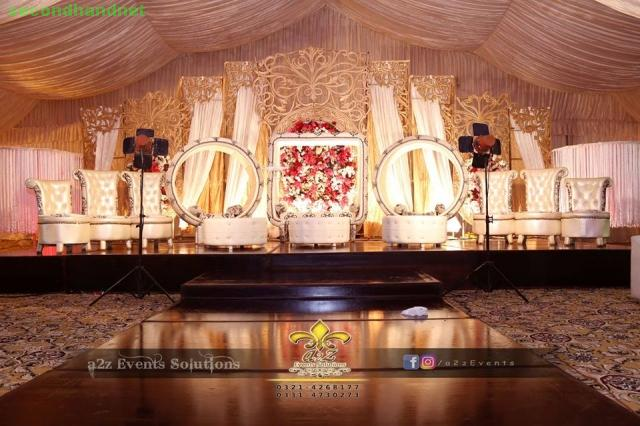 Pakistan's leading events and weddings planners, designers, decorators and cat