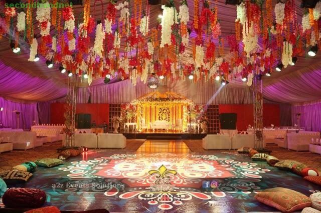 Wedding events packages by a2z events solutions in Lahore Pakistan