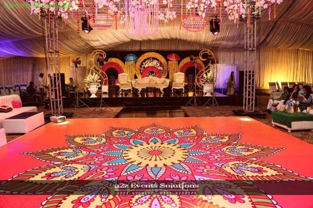 A2z events solutions having a totally talented and dedicated team for creating