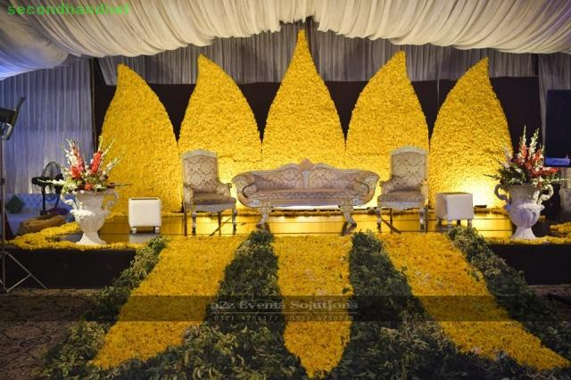 A2z events solutions is a professional wedding planners & decorators