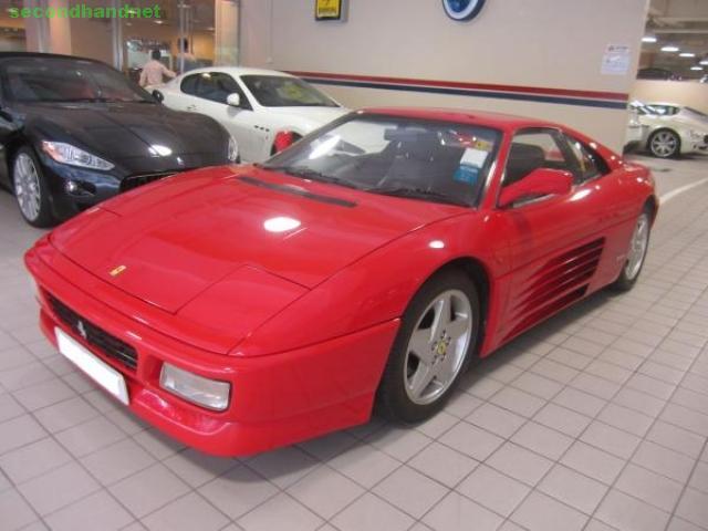 Ferrari - 348 tb