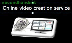 Use online video creation service and promote your business successfully online.