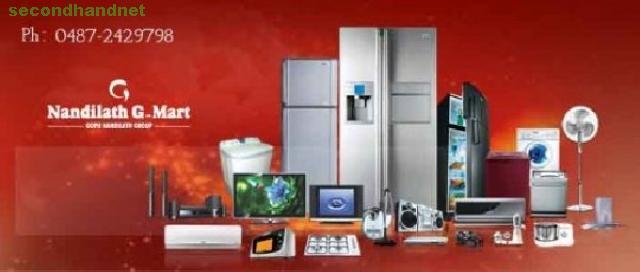 Home Appliances in Thrissur,Kerala-Nandilath G Mart-+91-487 2429798.