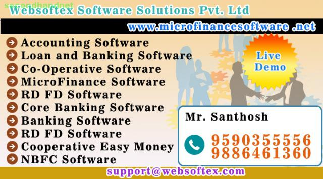 Co-Operative Agent, Cooperative, NGO Software, Easy Money Chit Fund
