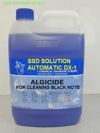Genuine ssd solution & Powder chemical for cleaning black notes