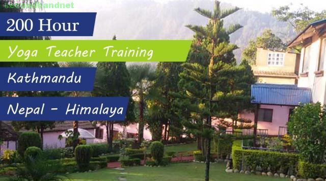 200 Hour Yoga Teacher Training in Nepal – Himalaya