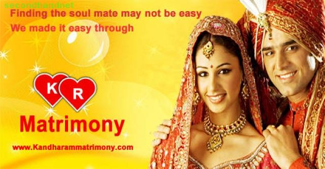 kandharamMatrimony Find lakhs of Brides and Grooms on kandharammatrimony