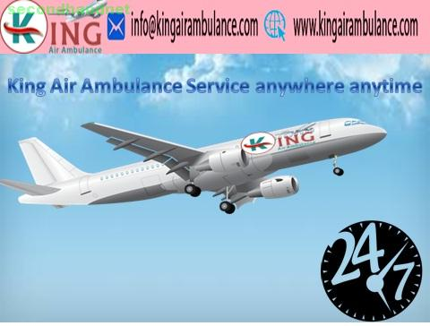 Low Cost Fare Air Ambulance Service in Silchar –King Air Ambulance