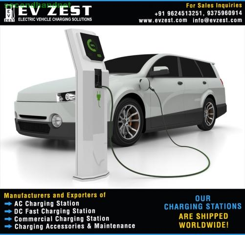 EV Charging Station manufacturers exporters suppliers distributors