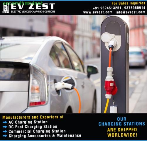 Commercial EV Charging Station manufacturers exporters suppliers distributors