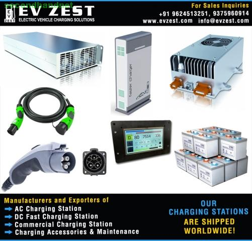 Multi stage Charging Station manufacturers exporters suppliers india