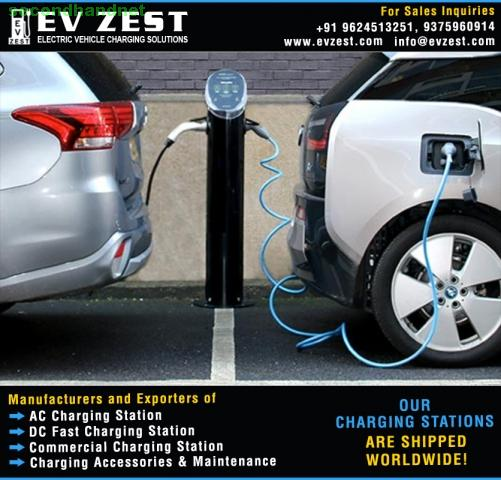 DC Fast Charging Station manufacturers exporters suppliers distributor