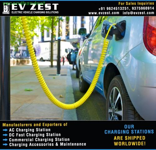 Electric Vehicle Charging Station manufacturers exporters suppliers