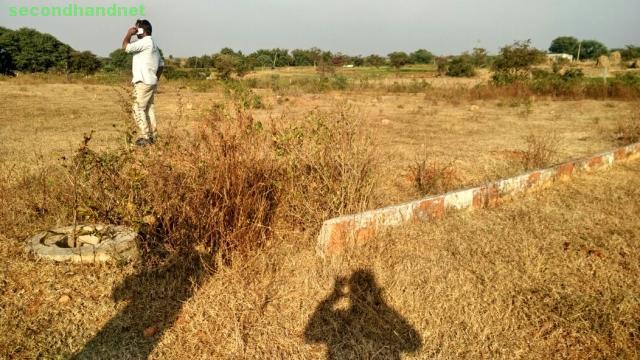 Plot at Maheshwaram near IT park Hyderabad Rs.2900 per sq yard