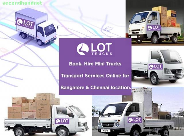 Packers & Movers in Bangalore – lotrucks.com