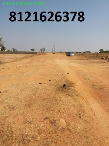 Gated community DTCP plot for sale at India,HYDERABAD