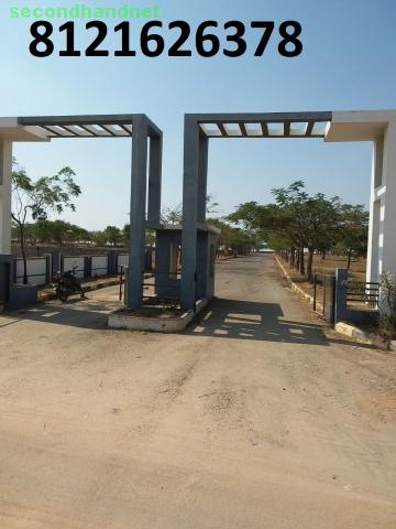 Gated Community DTCP plot for sale in India,HYDERABAD
