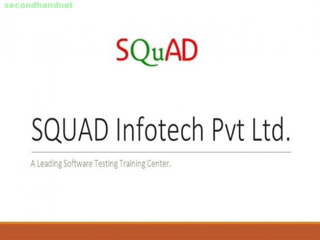 SQUAD Infotech - Best Software Testing Training Institute In Thane