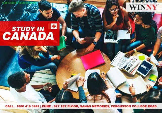 Apply for Foreign Education Visa through Winny