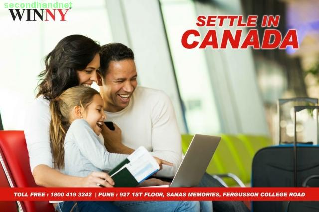 Work and Settle in Canada with your Family!