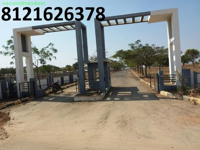Commercial plot for sale in DTCP Layout in  India,HYDERABAD