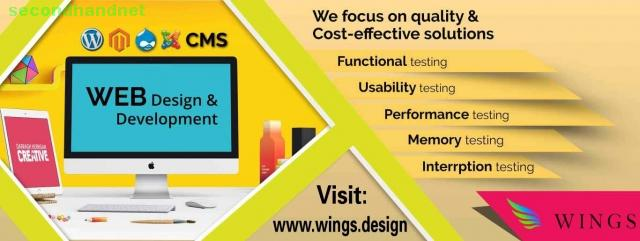 Strategic UI/UX Service in Chennai –Wings.Design