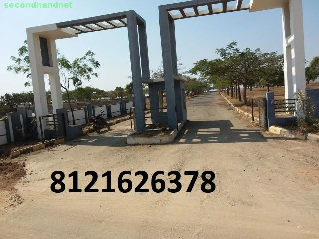 Fully Developed & Ready to Construct plot in DTCP Layout at India,HYDERABAD