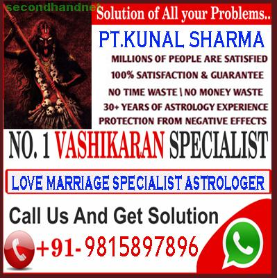 LOVE VASHIKARAN ASTROLOGER KUNAL SHARMA +91 9815897896