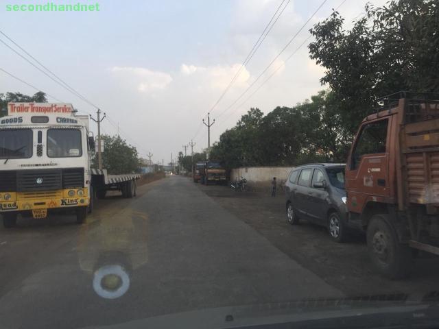 plot DTCP approved at Kothur {India} 150 sq yard