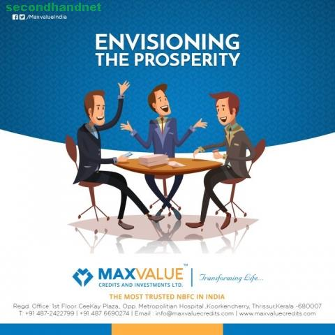 Maxvalue- Personal Loan Company in Thrissur,Kerala