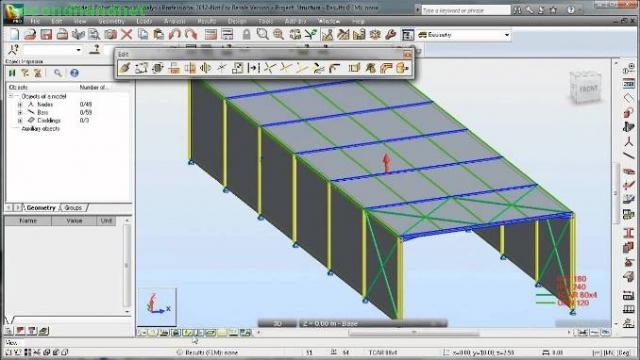 Structural Steel Design & Analysis Company – Ked India