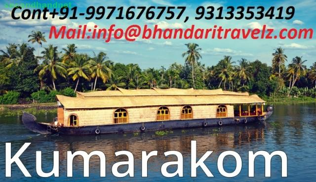 Explore Kumarakom Tour Package with Bhandari Travelz Pvt. Ltd