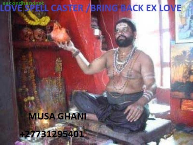 Spiritual Healer /black magic spells to bring back lost lover in North Lincolns