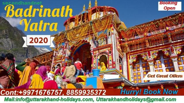 Book Badrinath Package with Uttarakhand Holidays Pvt. Ltd