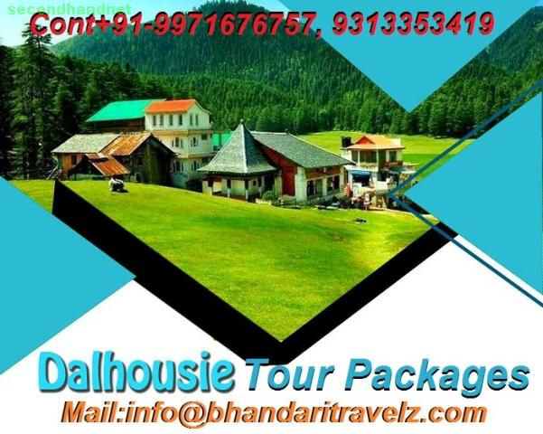 Book Your Dalhousie Tour Package with Bhandari Travelz Pvt. Ltd
