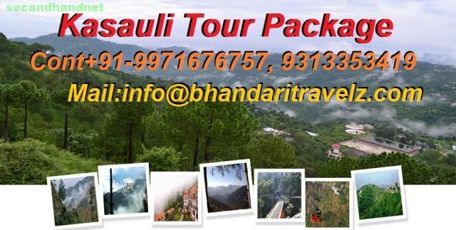 Visit Kasauli Tour Package with Bhandari Travelz Pvt. Ltd