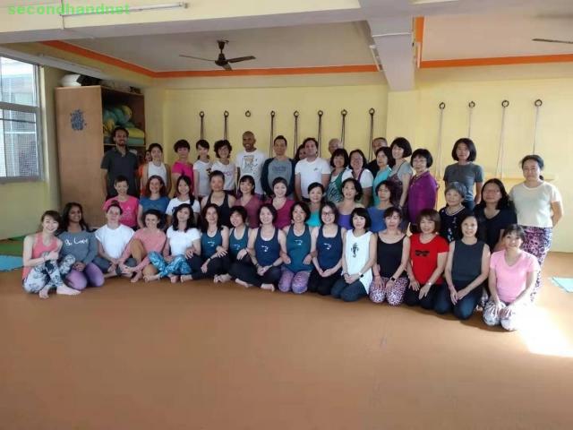 Yoga In Rishikesh, India