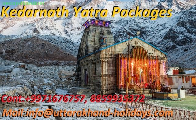 Book Kedarnath Package with Uttarakhand Holidays Pvt. Ltd