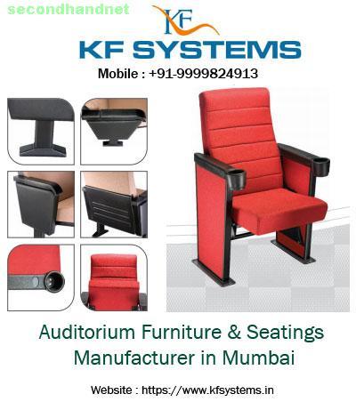 Auditorium Furniture & Seatings Manufacturer in Mumbai