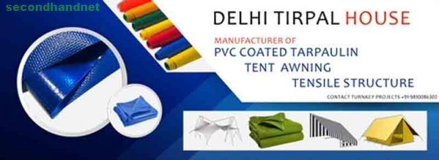 Plastic Tarpaulin Manufacturers in Delhi