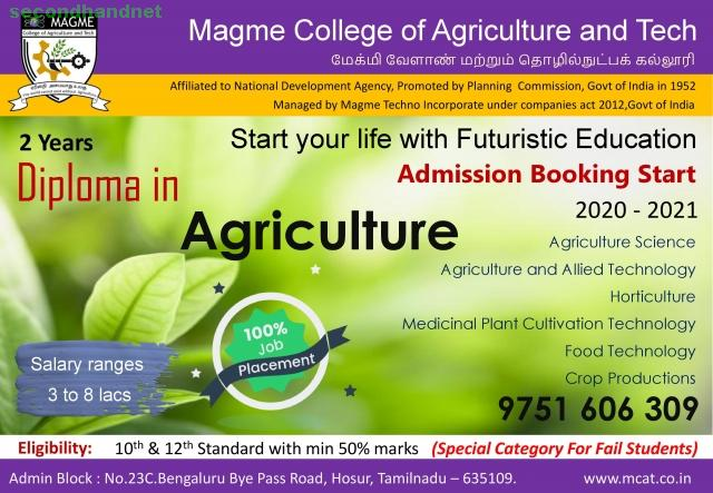 Top Agriculture College