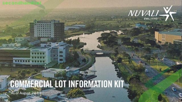 Nuvali Commercial Lot