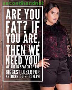 KETO'S  BIGGEST LOSER- HOW TO LOSE WEIGHT FAST!